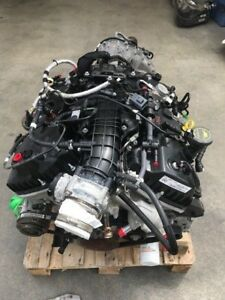 15 Ford F150 Complete 3 5 Twin Turbo Engine Motor Complete W Trans Tcase 24k