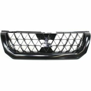 New For Mitsubishi Montero Sport Fits 2002 2003 Front Grille Mr634637 Mi1200238