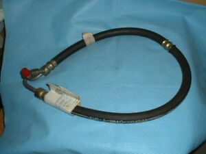Nos 68 74 Rebel Javelin American Gremlin Hornet Mat Amc Power Steering Hose 6 cy