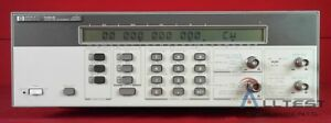 Hp Agilent 5361b Microwave Pulse Cw Frequency Counter