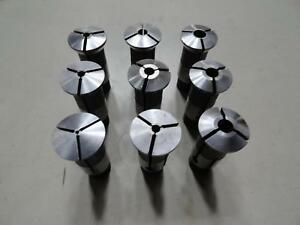 9 S m Td25 Ml Xp Guide Bushings Cnc Citizen Lathe Southwick Meister Collet
