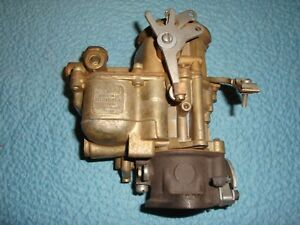 Holley Carburetor 897 Ford Flathead 6