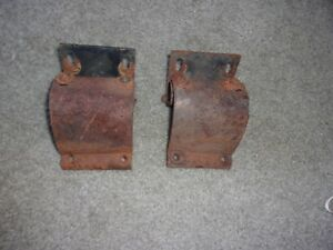 1939 1940 1941 1942 1946 1947 Dodge Pickup Truck Windshield Hinges Power Wagon