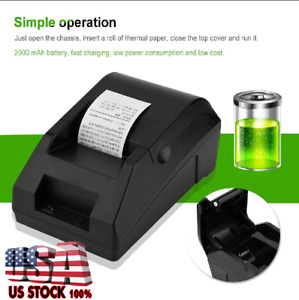 Usb 110 220v Thermal Bill Printer Cash Register For Android And Ios Printer