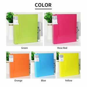 Tianse Ts 1680 Large 80 Pages Pp File Folder Document Folder Data Book Folder Rm