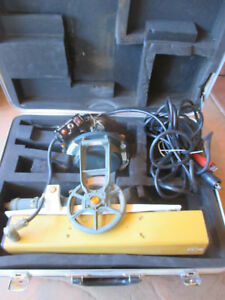 K e Paragon Jig Transit Level Scope With Case Control Power Cable