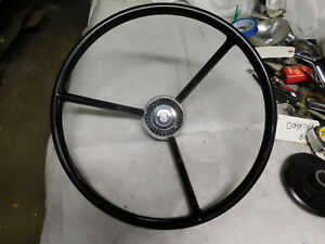 1959 Ford Steering Wheel
