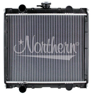 Case ih Ford new Holland Tractor Radiator 212071 87305451