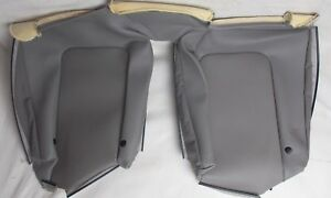 Fits Volkswagen Beetle Cabrio Rear Seat Back Cover Upholstery 1y0885805 B Nzc