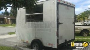 7 X 9 Food Concession Trailer For Sale In Florida