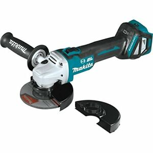 Makita Xag17zu 18v Lxt Lithium ion Brushless Cordless 4 1 2 5 quot Cut off