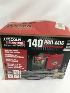 Lincoln Electric 140 Pro mig Mig moe tw pbr014163