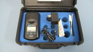 Lamotte 1200 Colorimeter Chlorine Dpd With Power Adapter Case