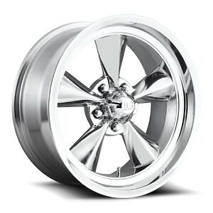 Cpp Us Mags U108 Standard Wheels 15x8 Fits Chevy Impala Chevelle Ss
