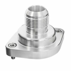 Billet Specialties 90920 Ls Thermostat Housing W 20an Male Nipple Anodized