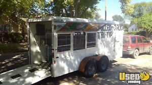 8 X 16 Food Concession Trailer For Sale In Colorado