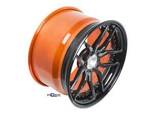 Incurve Forged Wheels Concave Wheels Rims Fits Lamborghini Aventador Svj