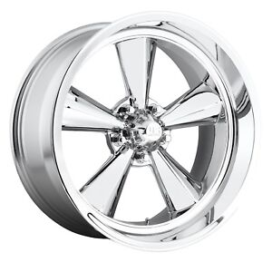Cpp Us Mags U104 Standard Wheels 20x9 5 Fits Chevy Impala Chevelle Ss
