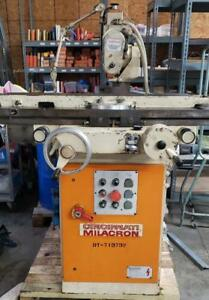 Cincinnati 2 Tool Cutter Grinder With Work Head And Centers Mach 2