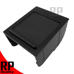Center Console Insert Coin Storage Tray Black Fits Bmw E39 51 16 8 159 698