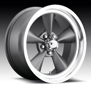 Cpp Us Mags U102 Standard Wheels 15x7 15x9 Fits Chevy Impala Chevelle Ss
