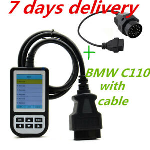Creator Bmw C110 Obd2 Code Reader Diagnostic Scan Tool Bmw 20pin Cable