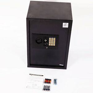 Stark E50ea Large Digital Electronic Safe Gun Hotel Office Security Box Jewelry