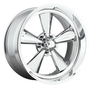 Cpp Us Mags U104 Standard Wheels 15x7 5x4 5 Chrome