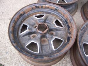 1970s Oldsmobile Rally Wheel cutlass 442 77 76 75 74 73 72 71 4 Available