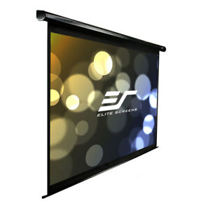 New Elite Screen Vmax 119 inch Electric Motorized Hd Projection Projector Screen