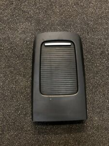 07 13 Bmw E92 E93 M3 335i Rear Center Console Storage Tray Black 5116696094 Oem