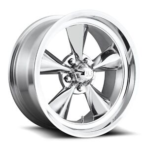 Cpp Us Mags U108 Standard Wheels 15x7 Fits Ford Mustang Falcon Galaxie