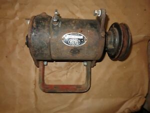International Farmall 6 Volt Generator