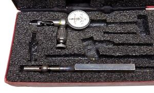 Starrett Last Word 711 Dial Indicator Test Set