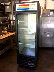 True One Door Refrigerated Merchandiser Model Gdm 23 ld