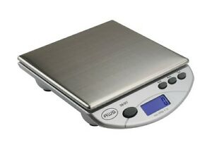 American Weight Scales Amw13sl Digital Postal Kitchen Scale 13 Lb By 0 1 Oz