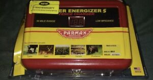 Parker Mccrory Se 5 Super Energizer 5 50 Mile Electric Fence Charger