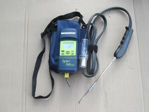 Bacharach 24 7236 Fyrite Tech 60 Combustion Gas Analyzer