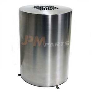 Motor Cover For Hobart Hcm 300 450 Stainless Steel Replacement 00 122175