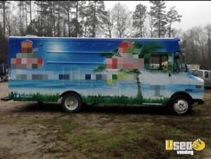 Freightliner Food Truck For Sale In New Jersey