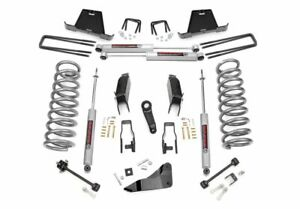 Rough Country 5 Lift Kit Fits 2003 2007 Dodge Ram 2500 3500 4wd N3 Shocks
