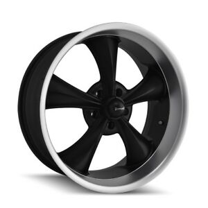 Cpp Ridler 695 Wheels 17x8 18x8 Fits Oldsmobile 88 Vista Cruiser