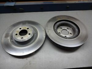 15 18 S550 Mustang Gt Ford With Brembo Premium Front Brake Rotors 15in