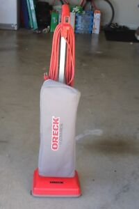 Oreck Xl Commercial Upright Vacuum Cleaner Model U2000 Type 7 Nice Condition