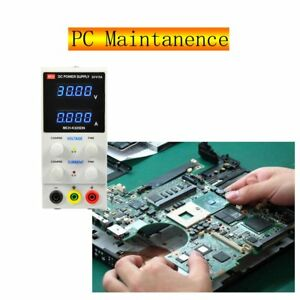 30v 5a Digital Mini Dc Power Supply Current Volt Display Adjustable Switching Cp