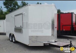 New For 2019 8 5 X 20 Food Concession Trailer For Sale In Georgia