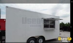 New For 2019 8 5 X 18 Food Concession Trailer For Sale In Georgia