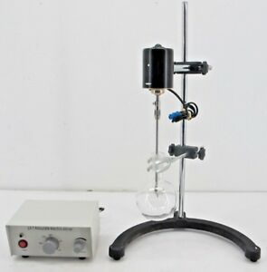 Jj 1 Accurate Variable Speed Electric Overhead Stirrer Mixer