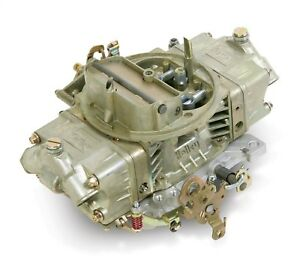 Holley Performance 0 4778c Double Pumper Carburetor
