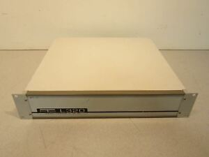 Varian Pts L320 Frequency Synthesizer 10 320mhz